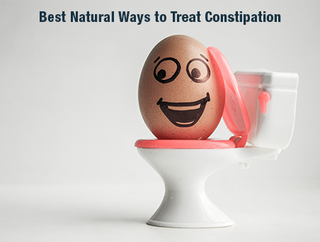 5 Best Natural Ways to Treat Constipation