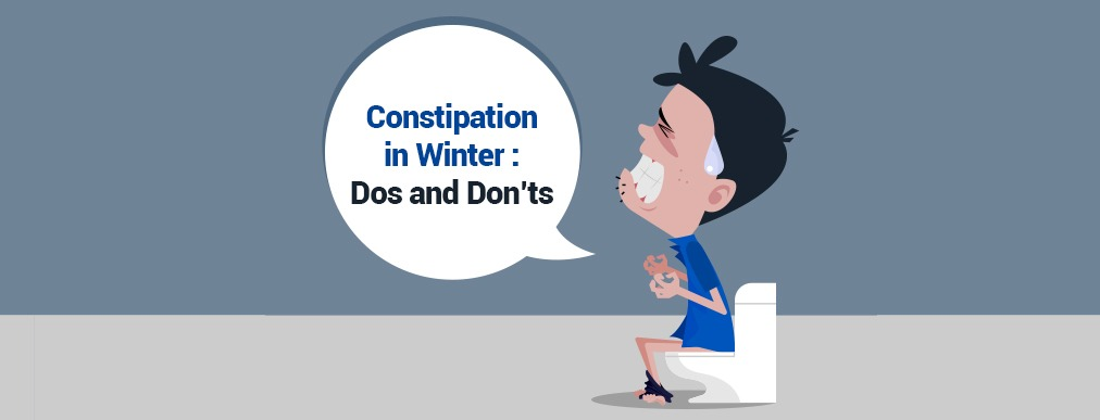 Constipation in Winter Dos and Donts