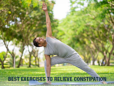 4 Best Exercises to Relieve Constipation