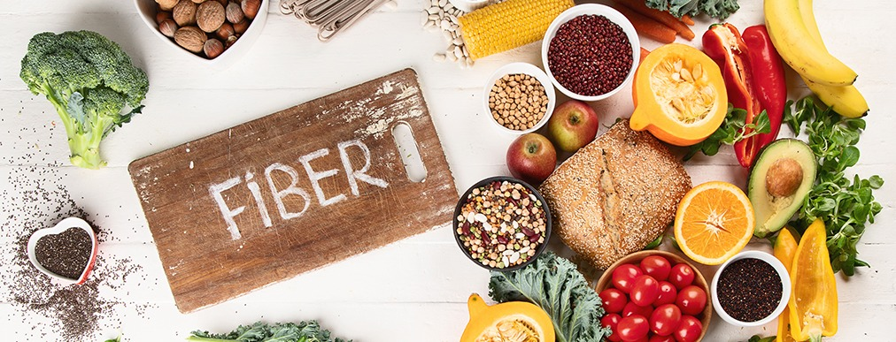 4 Health Benefits associated with Dietary Fibre