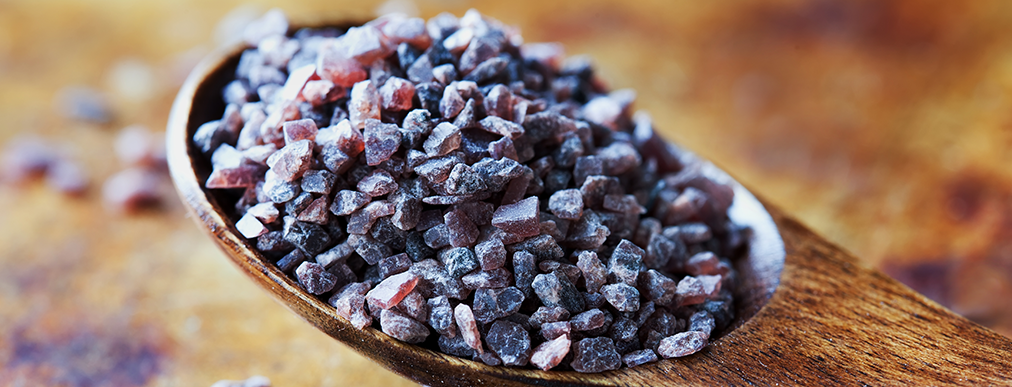 Several health benefits of kala namak