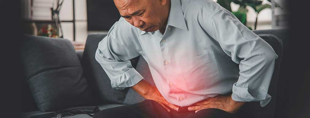 How to deal with constipation during old age