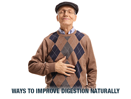 3 Ways to Improve Digestion Naturally